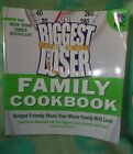 BIGGEST LOSER Family Cookbook 2009 Paperback 230 pages Rodale