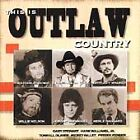 NEW - This Is Outlaw Country by Various Artists