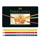 Faber Castell Polychromos Colored Pencils Set 12 24 36 60 72 120 Tin Case