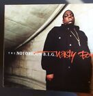 The Notorious B.i.g - Nasty Boy Promo Cd 1997 Bad Boy Records Puffy Life After D