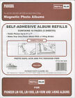 Pioneer Magnetic Photo Album Refill Pages 8.25