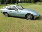 1982 Porsche 924 Base Coupe for $4000 dollars