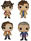 Funko Doctor Who POP TV Vinyl Collectors Set Fourth Tenth Eleventh Twelfth