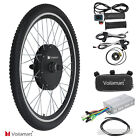 26 48V 1000W Ebike Front Wheel Electric Bicycle Bike Motor Conversion Kit Hub