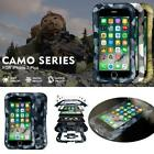 Genuine LOVE MEI CAMO Gorilla Glass Shock WaterProof Case For iPhone 7 7 Plus