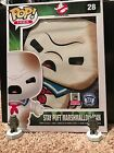 Funko Pop Ghostbusters XXL Comic Con Exclusive T-Shirt Stay Puft NEW
