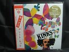 THE KINKS Face to Face JAPAN Mini LP SHM 2 CD Deluxe Edition 1966