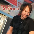 I've Got It All - Troy Werner (CD Used Very Good)