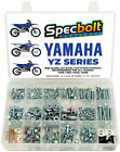 BOLT KIT YAMAHA YZ WR FENDERS ENGINE 80 85 125 250 TWO STROKES