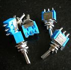 ON ON toggle switch X 5 FREE1st Class Postage