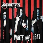 The Amorettes  -  White Hot Heat   (CD, 2016)
