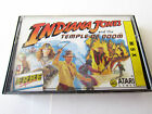 Indiana Jones and the Temple of Doom Spain MSX GAME Spiel Boxed RARO Cassette