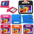 Samsung Galaxy Tab E Lite 70 SM T113 Kids Friendly Handle Shockproof Case Cover