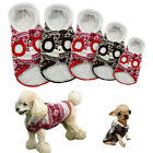 Soft Warm Winter Cotton Dog Hoodie Clothes Dog Coats Jumpsuits for Chihuahua