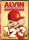 Alvin and the Chipmunks 1, 2 & 3 2014