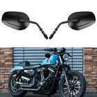 NEW REARVIEW SIDE MIRRORS FOR HARLEY DAVIDSON Sportster 883 XL883 MOTORCYCLE MT