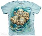 A Love Like No Otter Kids T Shirt by The Mountain Sea Ocean Mammal Youth NEW