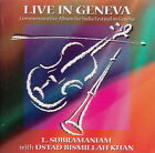 Live In Geneva - L. Subramaniam / Ustad Bismillah Khan (Audiorec)UK