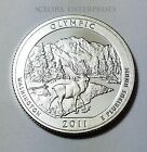 2011 S OLYMPIC 90 SILVER PROOF ATB QUARTER FREE SHIPPING