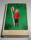 Hallmark Ornament Clothespin Soldier 1984 QX4471 - New