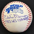 Eddie Murray Cards, Rookie Cards and Autographed Memorabilia Guide 28