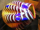 Chihuly Cinnamon  Machia Mint Studio Edit -  Signed  7 Day Sale