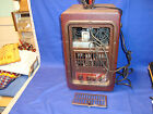 VINTAGE 1947 WEBSTER CHICAGO 66-1A TUBE AMP AMPLIFIER PORTABLE free shipping