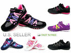 Girls Athletic Sneakers Kids Casual Shoes Walking Running Lace Up Toddler