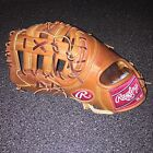 Rare Rawlings Heart of the Hide Gold Glove First Base Mitt PRODCT 13