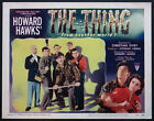 THE THING FROM ANOTHER WORLD HOWARD HAWKS SCI FI 1951 LOBBY CARD 1