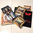 Aerosmith - Pandora's Box JAPAN 3xCD Limited Edition+Photo booklet+Stickers 0307