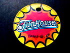 Funhouse Logo Pinball Plastic Key Chain | Fun House Fob