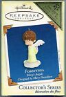 Hallmark Keepsake Christmas Tree Ornament Forsythia Mary's Angels Repaint 2005