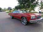 1975 Chevrolet Caprice Classic Convertible for $21000 dollars