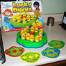 vintage 1994 LUCKY DUCKS CHILDRENS board game WORKS VERY NICE CONDITION