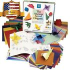 Aitoh Origami Paper Folding Art Kit Kids Adults Craft Fun Activity 68 Sheets NEW