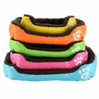 Pet Dog Cat Bed Puppy Cushion House Soft Warm Kennel Mat Blanket 3 SIZE New