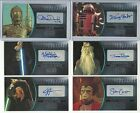 2016 Topps Star Wars Attack of the Clones 3D Widevision Trading Cards - Checklist Added 5