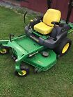 2004 John Deere 757 Zero Turn Lawn Mower W 60 Deck And 25HP Kawasaki Engine