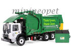 FIRST GEAR 10 4006 MACK TERRAPRO WASTE MANAGEMENT GARBAGE TRUCK with BIN 1 34