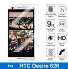 For HTC Desire 626 Dual Sim Tempered Glass on 626s D626W D626n D626d 626G+4G