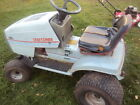 SEARS LAWN TRACTOR RIDING MOWER CHASSIS MODEL 53625767000