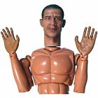 Obama Nude Body 1 6 Scale DID Action Figures