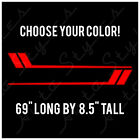 Chevy Camaro Grand Sport Hash Speed Racing Stripes Decal Stickers Kit 2010-2018
