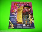 BONEBUSTERS By GOTTLIEB 1988 ORIGINAL NOS PINBALL MACHINE FLYER BONE BUSTERS INC