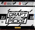 2016 Panini Prizm Collegiate Draft Football Hobby 12 Pack Box (Sealed)