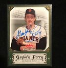 Gaylord Perry Cards, Rookie Card and Autographed Memorabilia Guide 11