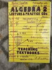 Teaching Textbooks Algebra 2 10 Version Lecture  Practice CDs Only