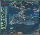 Asphalt ballet - S/T same CD  JAPAN OBI VERY RARE  VJCP-28076