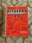 Teaching Textbooks Algebra 2 20 Version Textbook Only